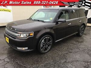 2014 Ford Flex Limited w/EcoBoost, Navigation, Sunroof, AWD