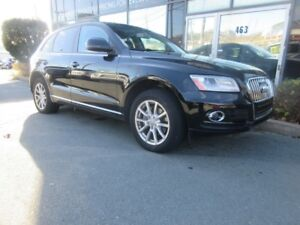 2013 Audi Q5 2.0L T QUATTRO AWD LEATHER HEATED SEATS NAVIGATION