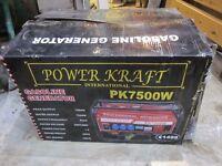 Generator - Powerkraft Internation - New