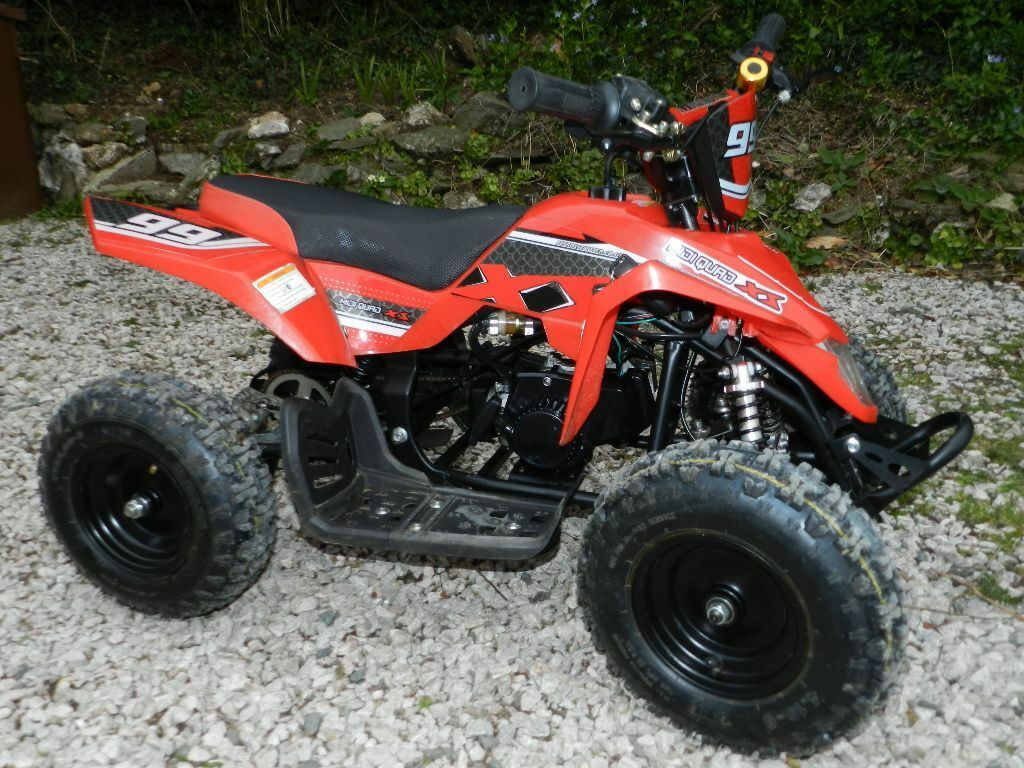 mini quad bike 2 stroke 49cc fast similar kazuma 50cc suzuki lt50 atv quadbike minimoto in. Black Bedroom Furniture Sets. Home Design Ideas