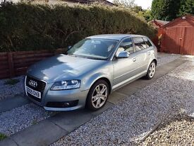 REDUCED PRICE** Audi A3  1.9 turbo diesel Immaculate Condition!