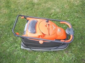 flymo lawn mower,compact 350.