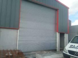 Roller shutters / garage doors
