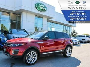 2016 Land Rover Range Rover Evoque HSE *LOW KM* *NO ACCIDENTS*