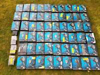 Joblot 62x PS3 Gaming Headsets Customer Returns