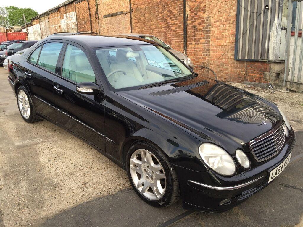 Mercedes benz e240 saloon 2005 in barking london gumtree for London mercedes benz