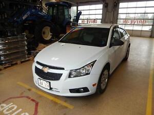 2012 Chevrolet Cruze LS+ w/1SB Fuel Miser