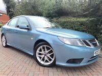 Saab 9-3 Tid Vector Sport 6 Speed Long Mot Alloys Rear Parking Sensors 12 Months Mot