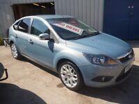 Ford FOCUS Zetec,5 door hatchback,FSH,full MOT,clean tidy car,runs and drives well,cheap road tax