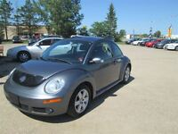 2007 Volkswagen New Beetle 2.5L Leather Sunroof