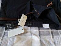 Scotch & Soda Garment Chino Sn54 Navy 31W L