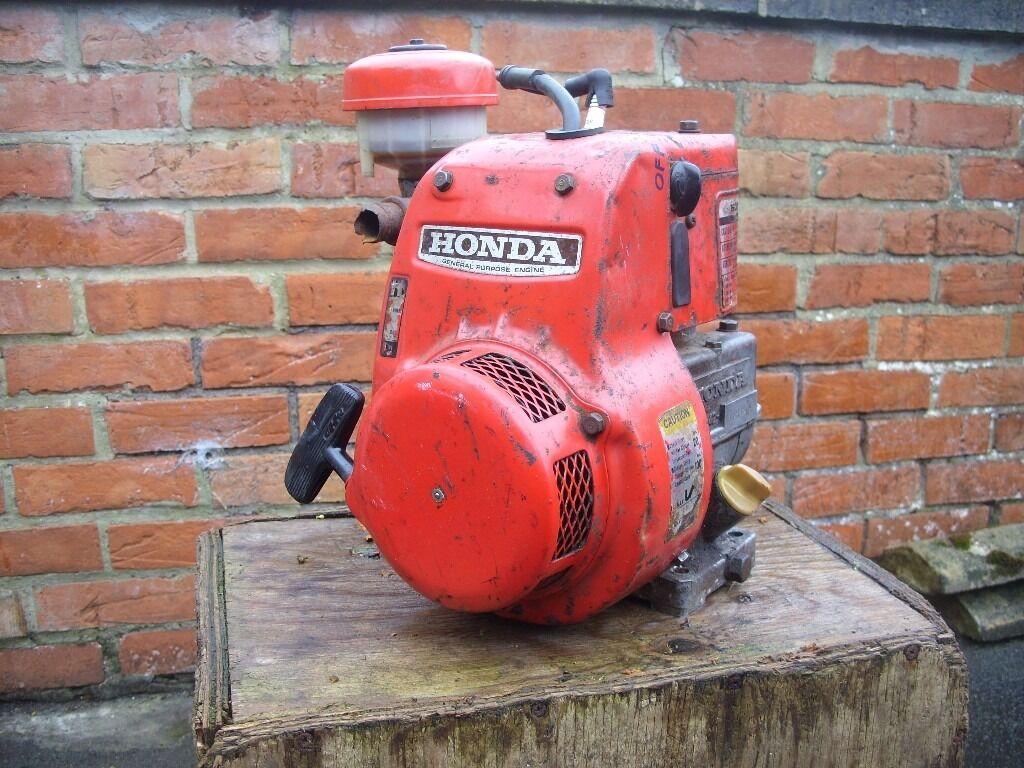 Honda G42 Engine Go Kart Machinery 4 5hp Rotovator