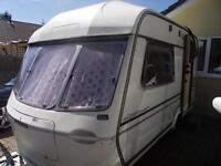 LUNAR CONQUEST 2 Berth Touring Caravan (1992?)