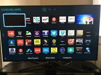 """Samsung UE48H6240 48"""" 1080p 3D Smart TV - £350 but Open to Offers"""