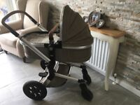 Joolz Earth Elephant Grey Pram