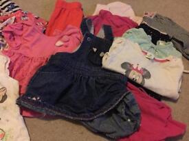 9-12 Month Girls bundle