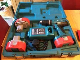 Makita 8391D 18v Cordless Drill.