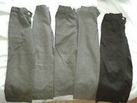 boys school trousers age 5 - 6