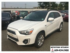 2015 Mitsubishi RVR GT NAVI; Local & No accidents! CERTIFIED!