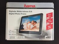 Ultra slim digital photo frame