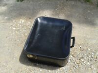 Black Hand luggage case - DELIVERY AVAILABLE