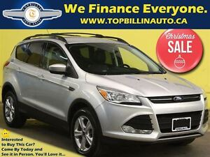 2013 Ford Escape 4WD, LEATHER Interior, 2 Years Warranty