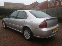2004 Rover 45 1.4