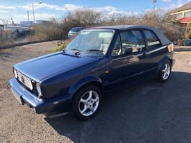 Vw golf clipper cabrio auto