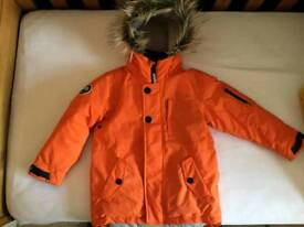 Kids winter jacket from NEXT for age 5.