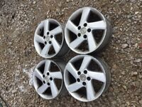 Mazda Alloy Wheels