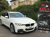 "2014 BMW 320D X DRIVE M SPORT TOURING AUTO ""MEGA SPEC"" diesel 3 series 2.0 4x4 4WD estate amg 330d +"