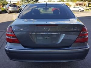 2006 Mercedes-Benz E-Class E350,4MATIC,NAVI,Panoramic Roof Oakville / Halton Region Toronto (GTA) image 3
