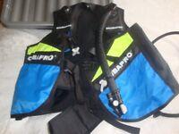 Scuba Pro stab jacket Large