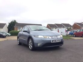 Honda Civic exe LONG MOT