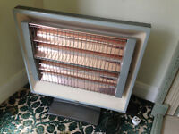 Creda Electric Halogen Heater