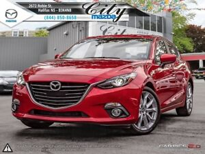 2014 Mazda Mazda3 GT-SKY MINT, LOADED, ZOOM ZOOM!