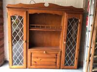 REDUCED for quick sale….antique pine dresser - good for upcycle project. COLLECTION ONLY