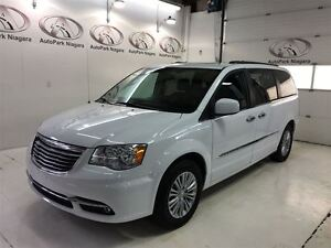 2016 Chrysler Town & Country Touring L / NAV / SUNROOF / LEATHER
