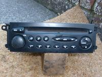 CITOEN XSARA PICASSO RADIO CD PLAYER