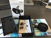 £90 Bose Soundsport Wireless Headphones