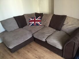 Corner Sofa - good condition - ready to collect