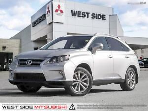 2015 Lexus RX 350 Sportdesign-AWD-Accident Free-Siriusxm-Heated
