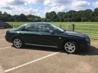 Rover 75 2.0 CDTI Connoisseur SE Facelift model