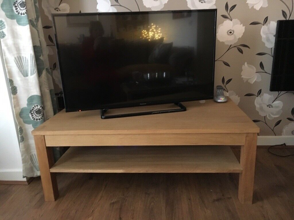 Side Table Jysk.Jysk Modern Solid Wood Coffee Table Tv Stand 35 In Bromley Cross