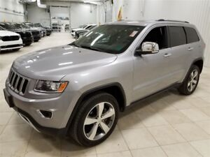2014 Jeep Grand Cherokee Limited *TOIT, GPS, BLUETOOTH, CUIR, AW