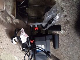 Router Brand New Never Used With New Router Bits