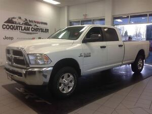 2013 Ram 3500 SLT 4WD Alloy Wheels Low Kms No Accidents Local Ve