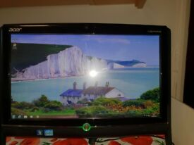 Acer Aspire Z1801 Touch screen all in one