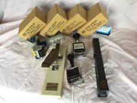 Heavy Duty & Long-arm stapler and staples, etc