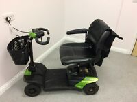 Mobility Scooter - Lightweight Excellent Condition